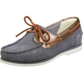 Timberland Classic Boat Unlined Chaussures Femme, steeple grey